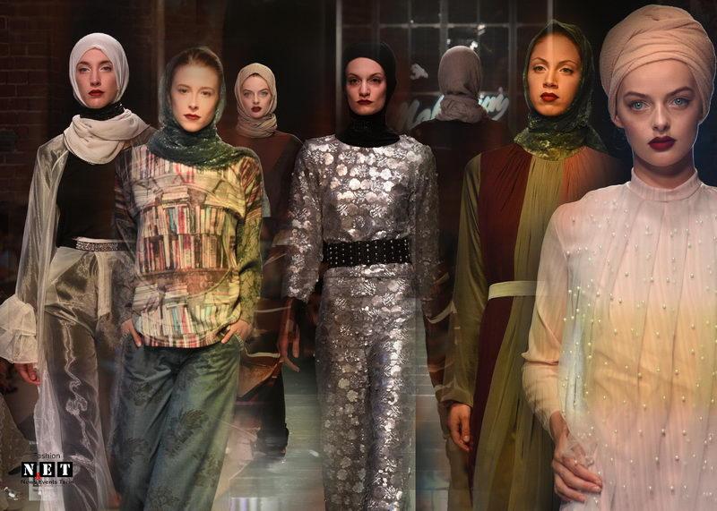 Скромная мода в Турине на неделе моды