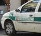 Полицейский автомобиль Турин