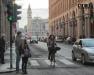 Турин Италия уличная фотография