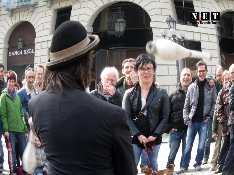 Уличные фотографии Турин Италия