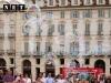 Тысячи мыльных пузырей в Турине