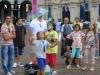 Дети и мыльные пузыри в Италии