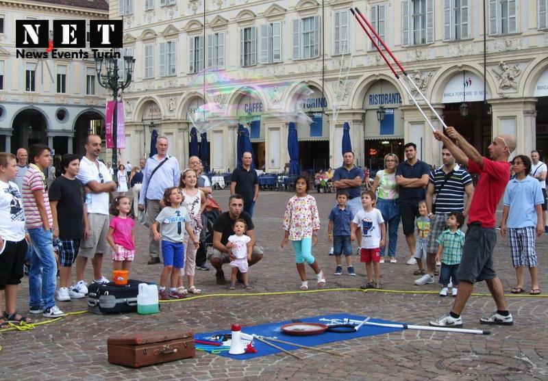 Как развлечься отдыхнуть в Турине с детьми ребенком