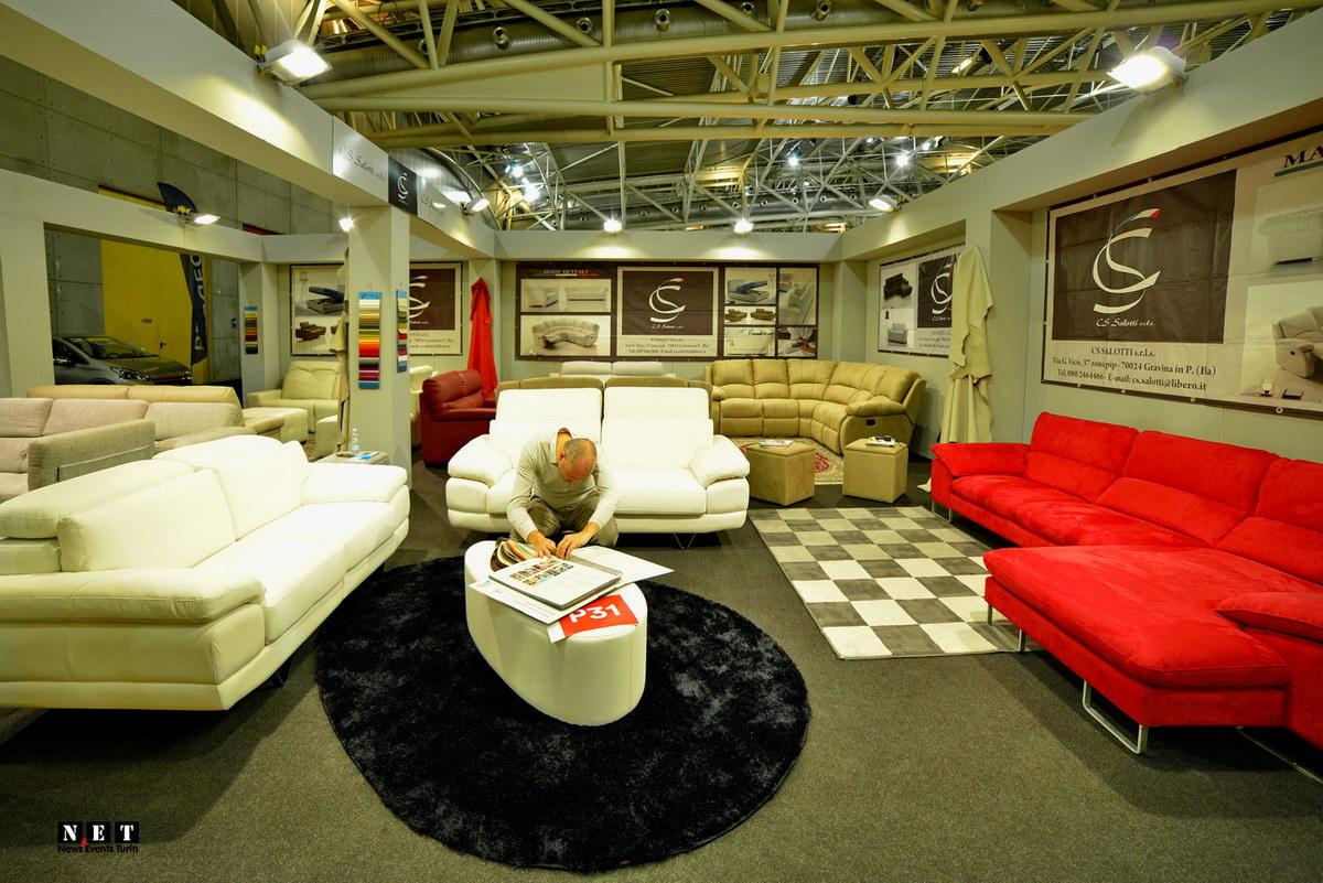 Выставка итальянского интерьера в Турине итальянская мебель