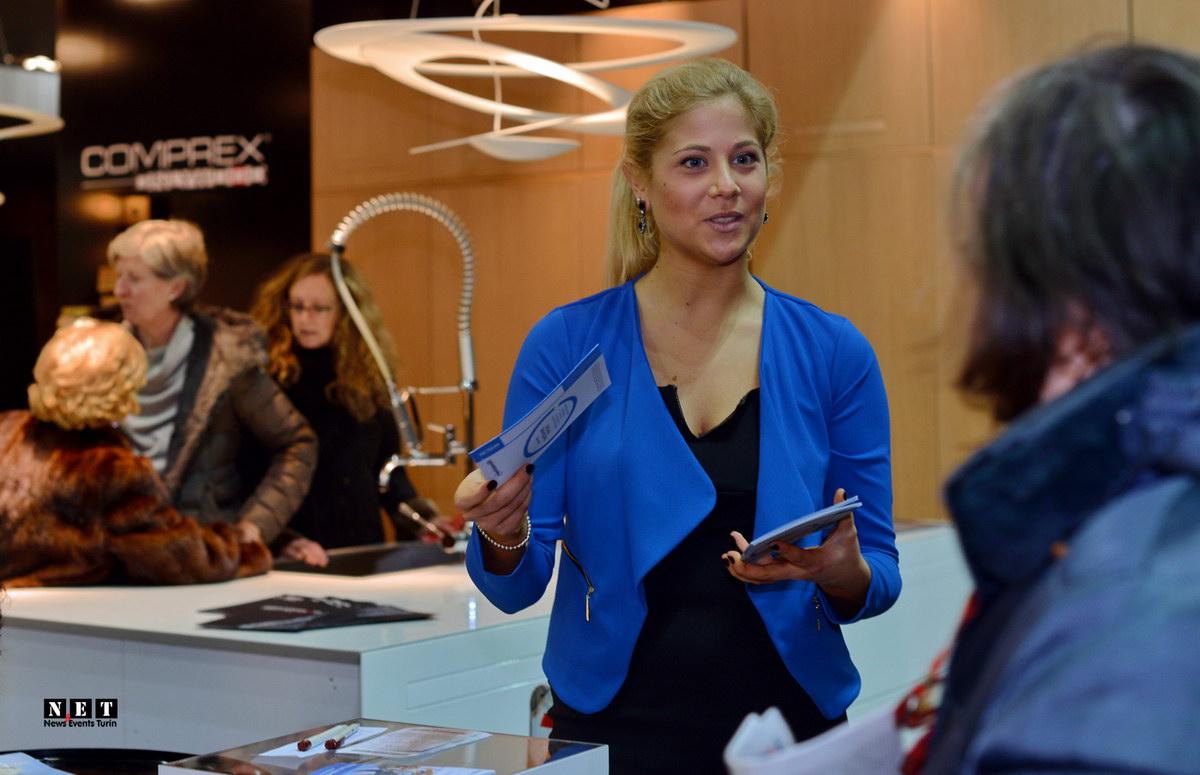 Новая выставка жилья в Турине Италия Выставку итальянского дизайна Турин 2016 Expocasa - Бум посетителей в первый день выставки
