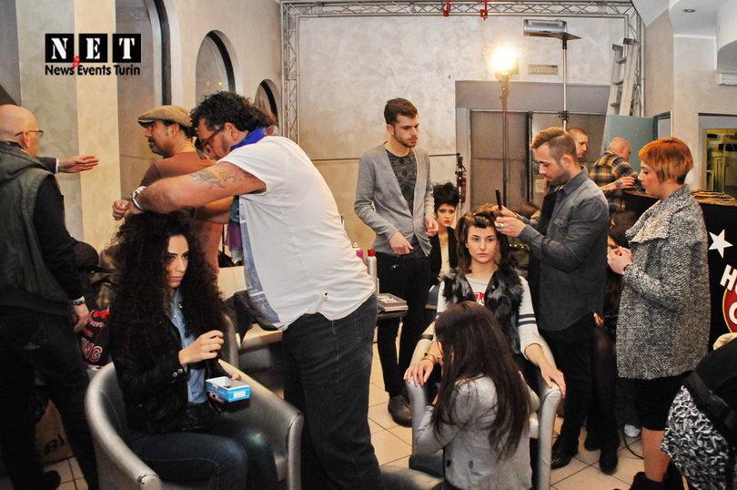 BackStage Moda Turin Italia