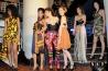 Молодые итальянски на показе мод Гавана