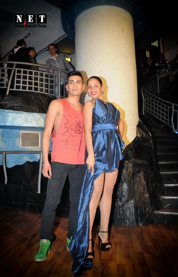 Кубинский ресторан в Турине показы моды