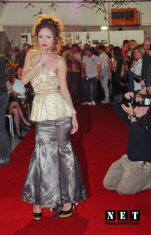 Valentina Radoi Modella a Torino