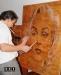 Torino New York artisti pittore