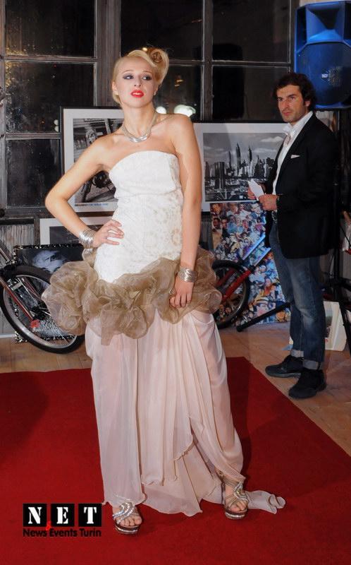 Дарья мисс Румыния в Италии