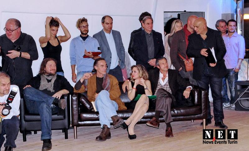 Torino New York serata di moda e fotografica