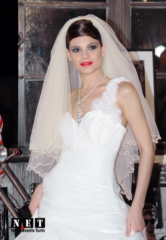 Torino New York sfilata Sposi