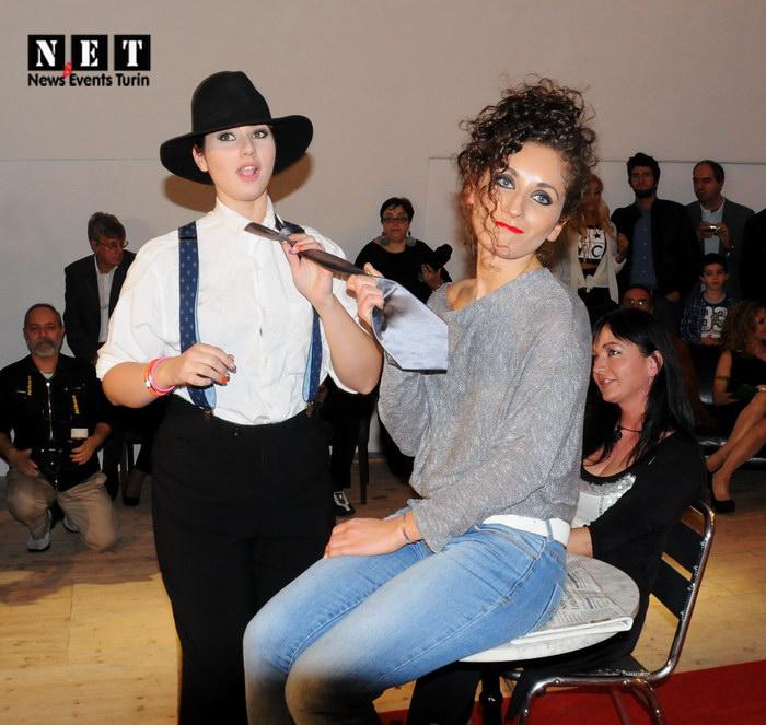 Cecilia Radica Torino burlesque