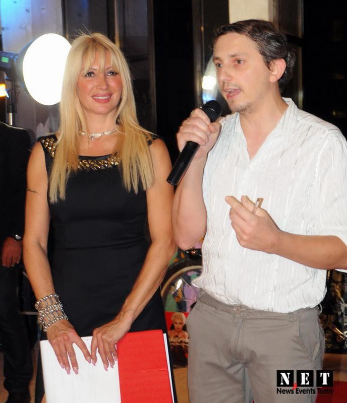 Torino New York Milly Milena Campanas pittore