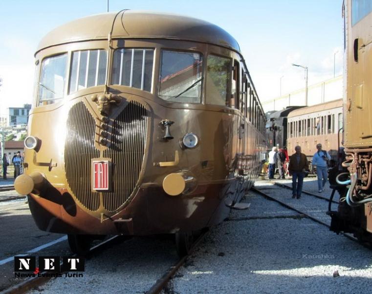 Фиат и железная дорога Италии