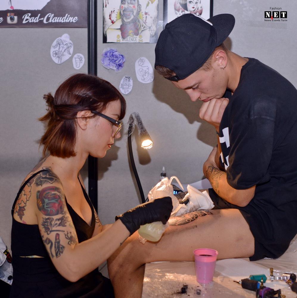 Torino Tattooconvention Italian Tattoo Artists. News Events Turin