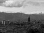 Turin black white
