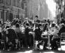 Уличный ресторан Турин
