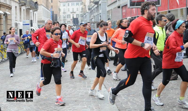 Турин спортивный - Турин Марафон в Италии