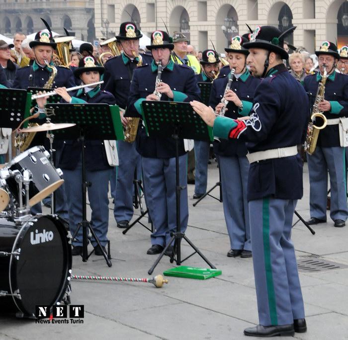 Итальянский военный оркестр Турин