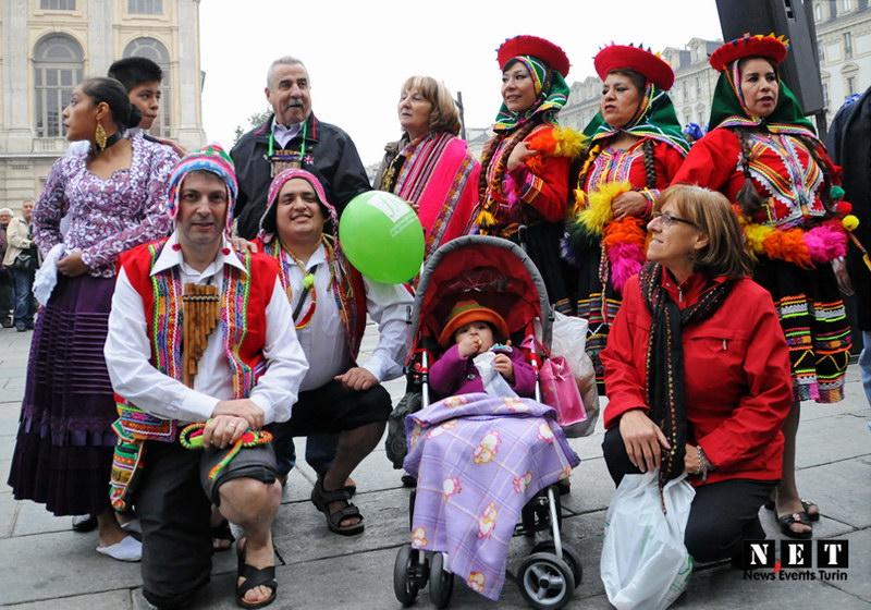 Перуанцы в Турине