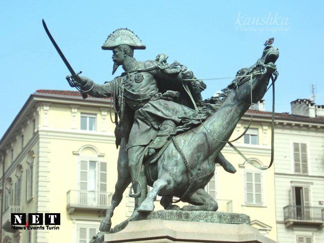 Фото Турина - памятники Турина и Пьемонте
