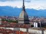 Турин - Старые фото города