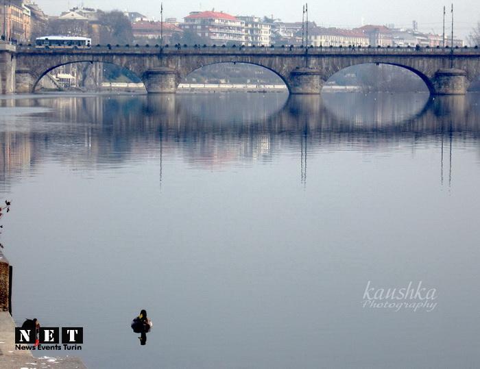 Фотографий Турина и Пьемонте река По