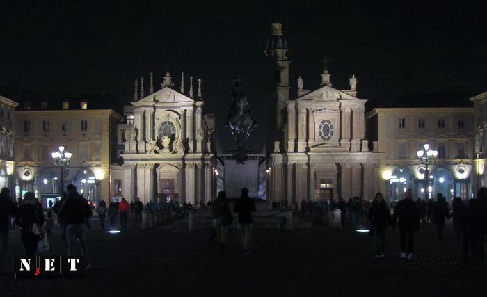фотографии Турина площадь Сан Карло