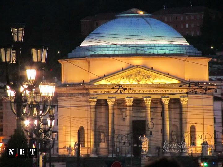 Фото Турина - Церковь Гран Мадре