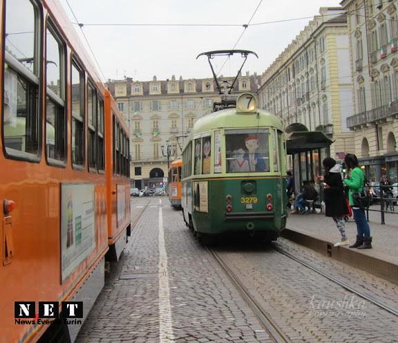 фотографии Турина площадь Кастелло