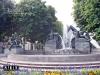 Ангельский магический фонтан Турина