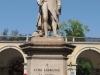 Luigi Langrange памятник в Турине
