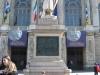milanesi monumento piazza castello torino