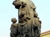 Элеметнты памятника Дон Боско Турин