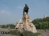 Памятник Гарибальди Турин на реке По