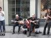 Musica di strada Torino