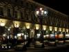 torino piazza san carlo notte sera