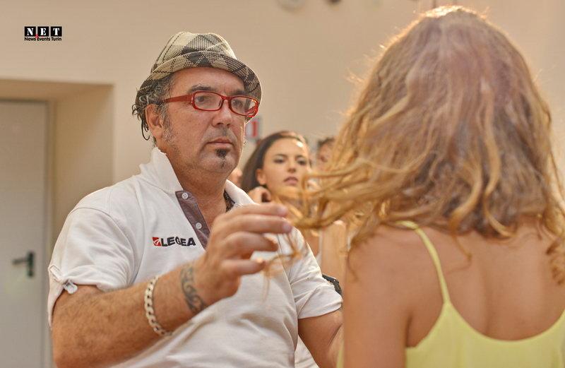 Una Ragazza per Cinema Torino villa Amoretti