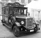 Английский старинный автобус