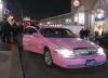 Розовый лимузин Италия Турин