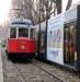 Старинные трамваи Италия Турин