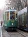 Античные трамваи Турина