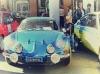 По дорогам Турина гордо путешествовали старинные автомобили