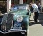Torino auto d'epoca mostra