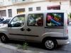 Захламленный автомобиль Италия Турин