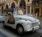 Italia via roma Torino veicoli