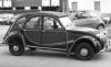 Старинные авто на улицах Италии