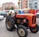Трактор на рынке Турина